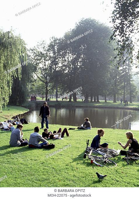 Amsterdam, Vondelpark