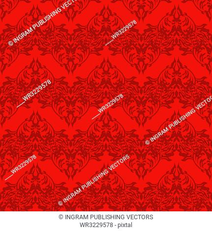 blood red abstract background pattern that seamlessly repeats