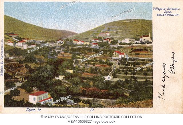 Espiscopio - Syros, Greece