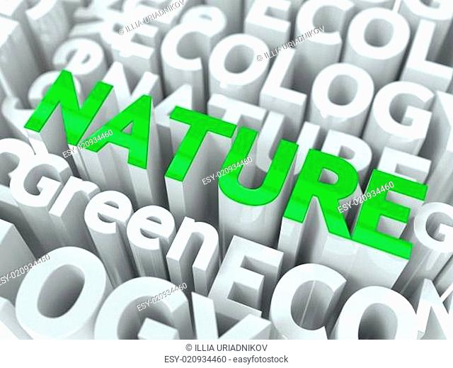 Nature - Green Word