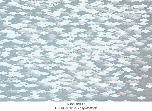 print squares on paper texture - abstract graphic design