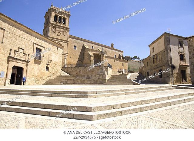 Village of Moron de Almazan, Soria provincia,Castilla y Leon,. Spain