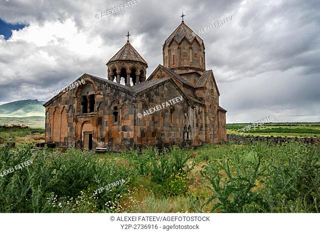 Surp Karapet church at Hovannavank monastery in Armenia
