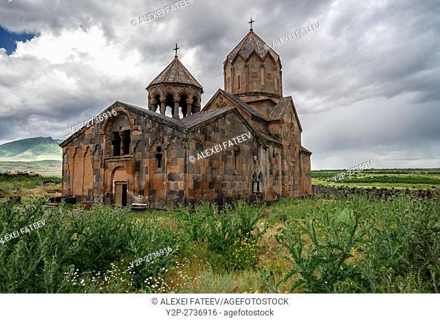 Surp Karapet church at Hovannavank monastery in Armenia