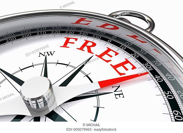 free concept compass
