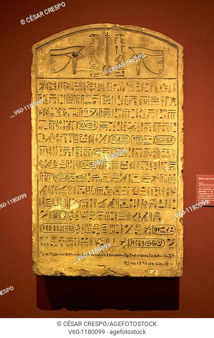 -Hieroglyphic Table, from Egypt-