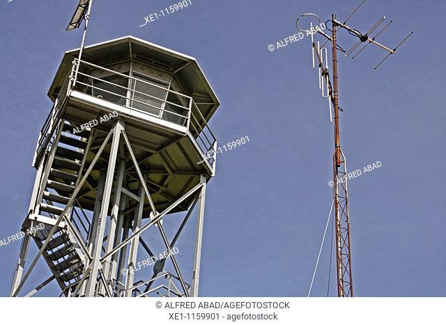 tower, antenna