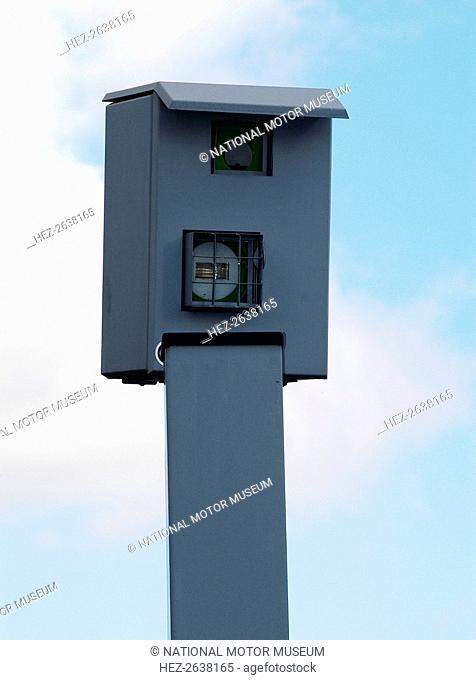 Traffic Light Jumping Detection Camera. Artist: Unknown