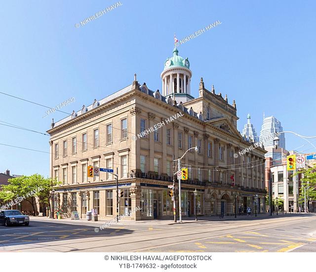 St Lawrence Hall, Toronto
