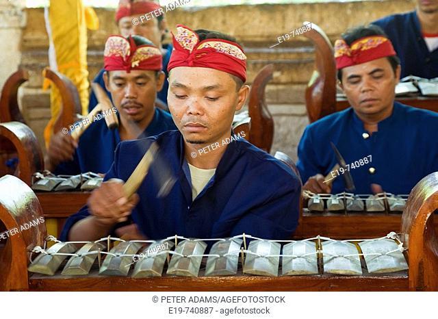 Gamelan Orchestra, Bali, Indonesia