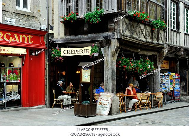 Creperie Dinan Cotes d'Armor Brittany France