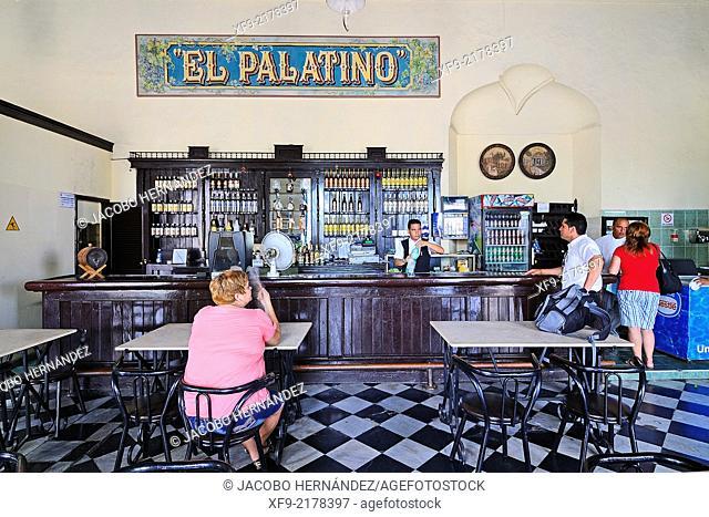 El Palatino Bar.Cienfuegos.Cuba