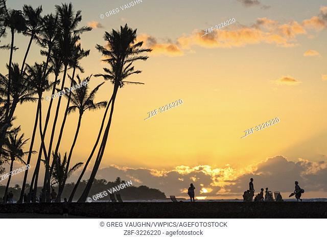 'Anaeho'omalu Bay (Waikoloa Resort), Big Island of Hawaii