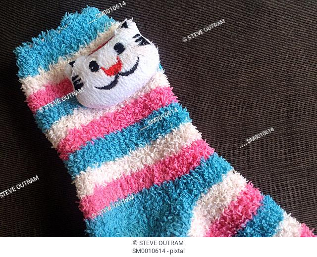 A Child's Sock