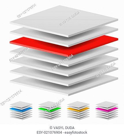 Multi layers