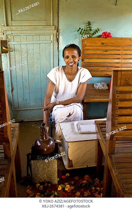 Traditional coffee, Eritrean railways, From Asmara to Massawa, Eritrea