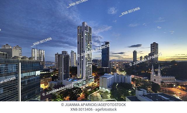 Panama City, Republic of Panama, Central America, America