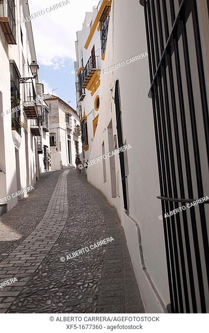 Old Town, Arcos de la Frontera, Cádiz Province, Andalusia, Spain, Europe