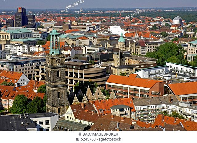 City of Hannover, lower saxony, Germany