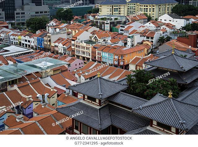 Singapore. Chinatown