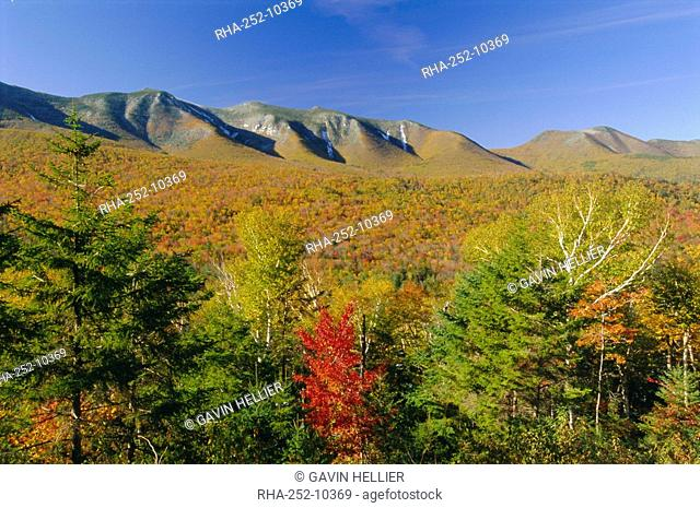 White Mountain National Forest, New Hampshire, New England, USA, North America