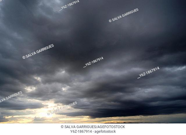 Apocalyptic storm