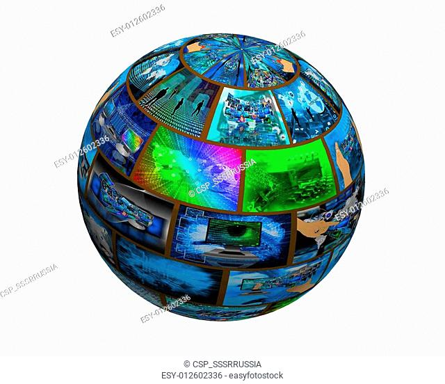 sphere of images