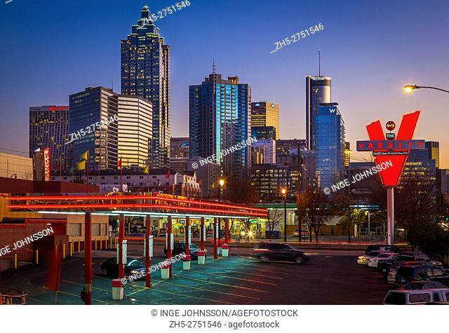 Atlanta is the capital and most populous city in the U. S. state of Georgia. Atlanta's population is 545,225. Atlanta is the cultural and economic center of the...
