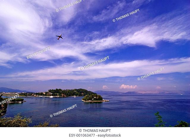 Ansichten von Korfu1