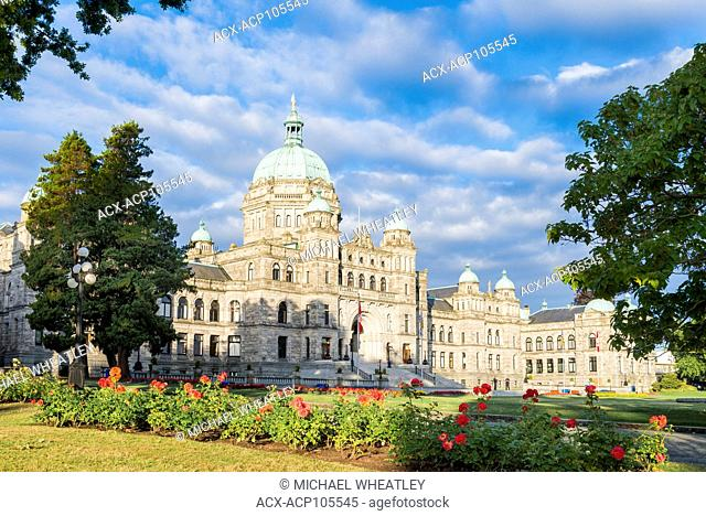 British Columbia Legislature, Victoria, British Columbia, Canada