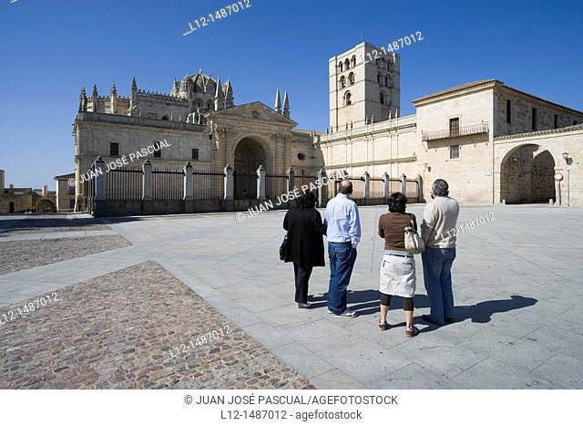 Cathedral, Zamora, Castilla y León, Spain