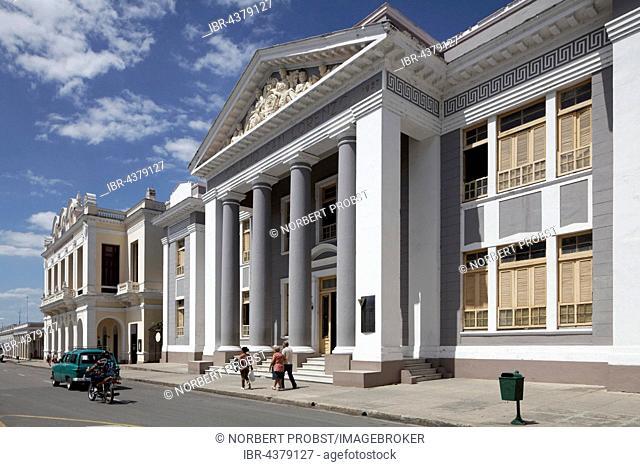 University, Colegio San Lorenzo, historic city centre, Cienfuegos, Cienfuegos Province, Cuba