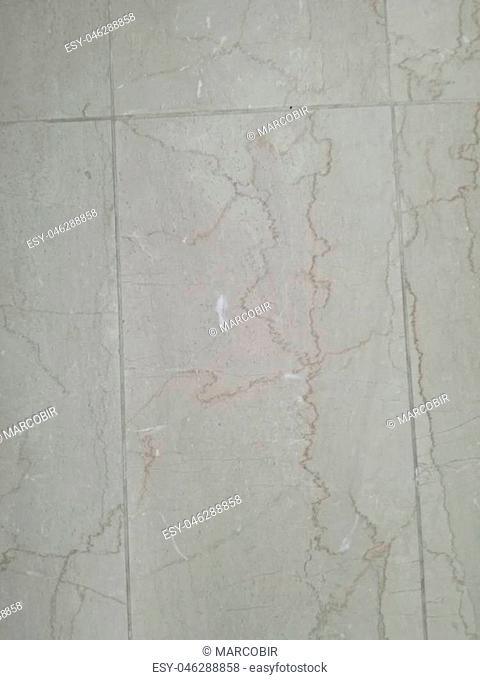 Marble texture on marbled tile surface