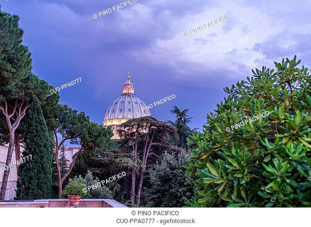 Vatican Museum, Cappella Sistina, Rome, Lazio, Italy, Europe