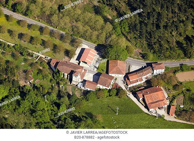 Matxinbenta, Azpeitia, Guipuzcoa, Basque Country, Spain