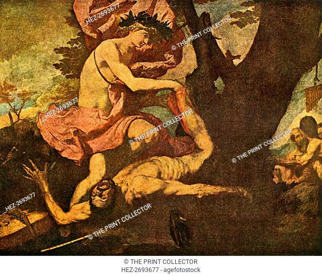'Apollo and Marsyas', 1637, (1938). Artist: Jusepe de Ribera