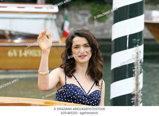 62nd Venice Film 'Festival (08/09/05): actress Rachel Weisz
