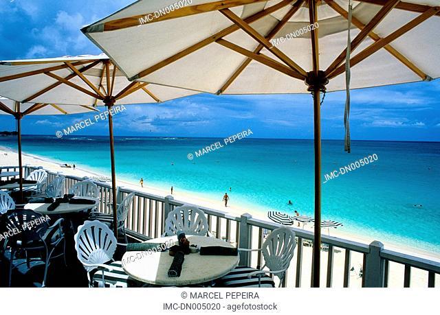 Bahamas, New Providence, Nassau, beach