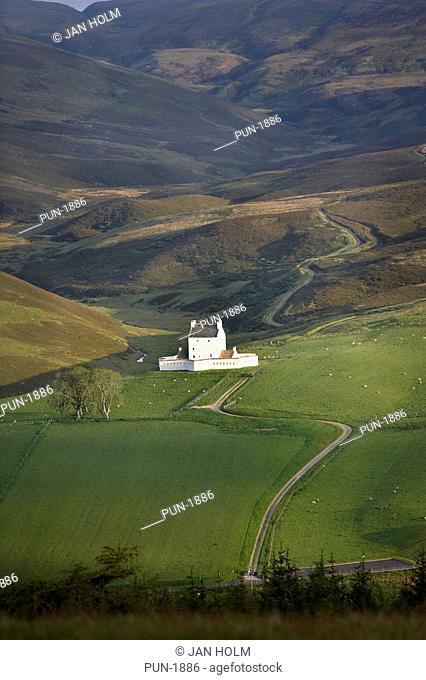 Castle at Corgarff