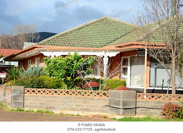 Private residence in Rostrevor area, Adelaide, South Australia