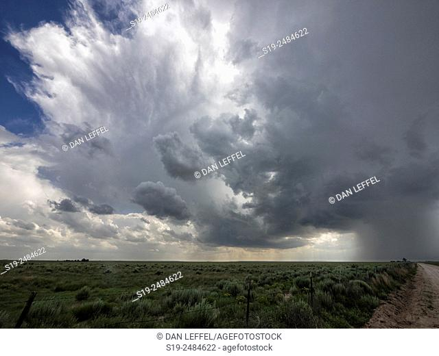 New Mexico Storm Chasing