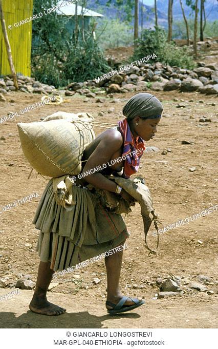 ethiopia, omo valley