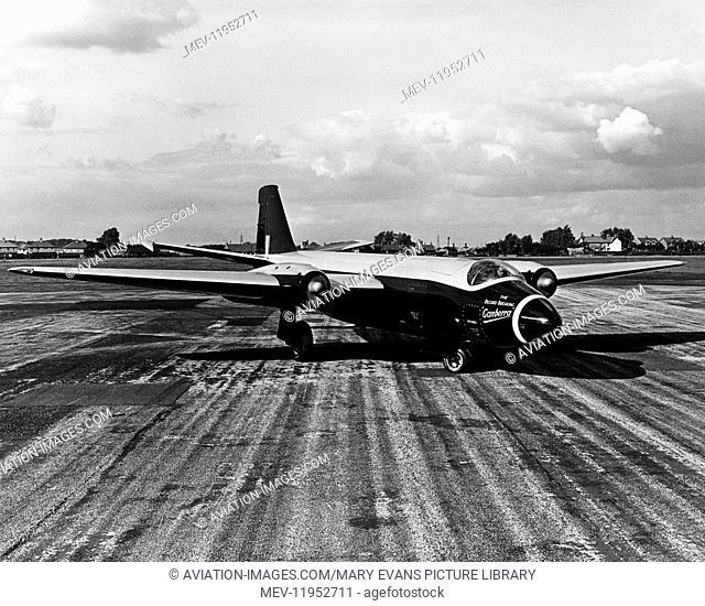 RAF Royal Airforce English Electric Canberra