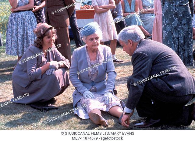 The Mirror Crack'd (1980) , Angela Lansbury , Carolyn Pickles , Richard Pearson