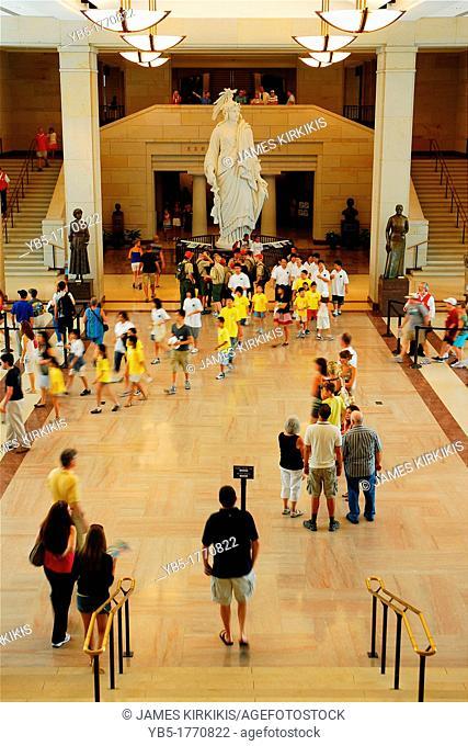 Emmancipation Hall, US Capitol