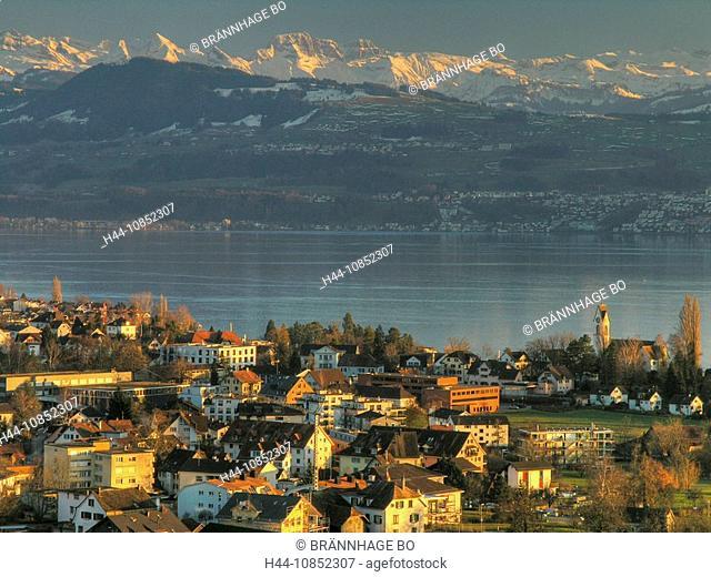 10852307, Switzerland, Uetikon village, Canton of