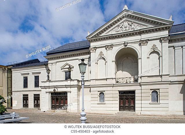 Theatre, Klaipeda. Lithuania