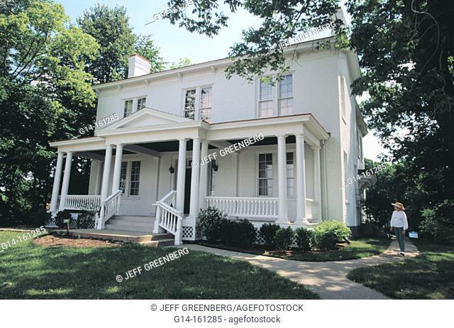 Harriet Beecher Stowe House. Cincinnati. Ohio. USA