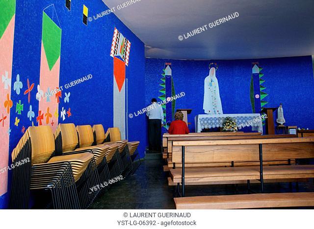 Our chapel Mrs. Fátima, city, Distrito Federal, Brasília, Brazil