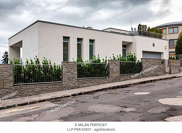 Iraqi Embassy, Bratislava, Slovakia